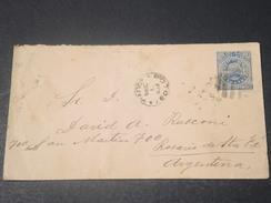 BOLIVIE - Entier Postal De Potosi Pour Rosario De Santa Fé En 1894 - L 11311 - Bolivie