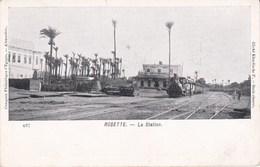 Rosette La Station - Egypt