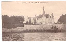 Environs De Vannes - ARRADON - Le Château De Porcé - Arradon