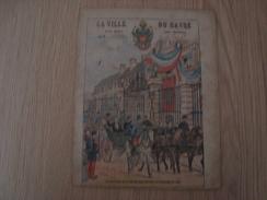 COUVERTURE DE CAHIER LA VILLE DU HAVRE - Book Covers