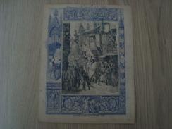 COUVERTURE DE CAHIER JEANNE D'ARC A ORLEANS - Book Covers