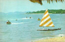 Thailandia (Thailand) Boat Racing At Phataya Sea-Side - Tailandia
