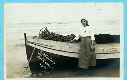 DE PANNE - Fotokaart 1912 Photo Bruère - De Panne