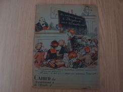 COUVERTURE DE CAHIER C. PUZENAT MACHINES AGRICOLES - Book Covers