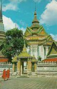Thailandia (Thailand) Bangkok, Inside Wat Pho - Tailandia