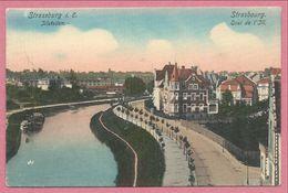 67 - STRASSBURG - STRASBOURG - Illstaden - Quai De L' Ill - Strasbourg