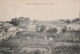 CRAINVILLIERS : (88) Place Du Centre - Autres Communes