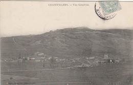 CRAINVILLIERS : (88) Vue Générale - France