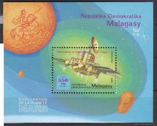 MADAGASCAR       1989      BF   59      COTE   2 , 00    EUROS - Madagascar (1960-...)