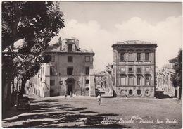 M079 ALBANO LAZIALE ROMA PIAZZA SAN PAOLO ANIMATA 1960 CIRCA - Italia