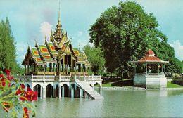 Thailandia (Thailand) Bang-pa-in (Former King's Summer Palace) In Ayudhaya Province - Tailandia