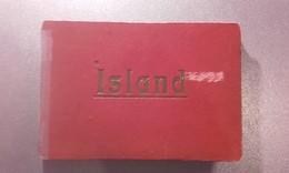 ISLANDE - Magnifique Carnet De 16 Vues - Iceland