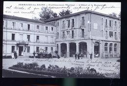 SERMAIZE LES BAINS HOTEL RESTAU - Sermaize-les-Bains
