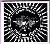 "HELLFEST -  "" Volume 3 "" - Compilation 2CD - Hard Rock & Metal"