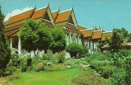 Thailandia (North Thailand) Phuphing Rajanives The Summer Palace Of Thai-King At Chiengmai - Tailandia