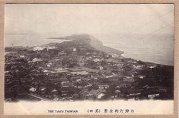 TAÏWAN - THE TAKU - éditeur ? - Taiwan
