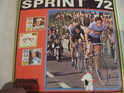 Sprint Cylisme 1972 Complet - French Edition