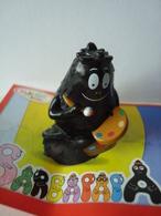 Barbapapa. - Barbouille. - Figurine Kinder DC158, Avec Bpz. - Familles
