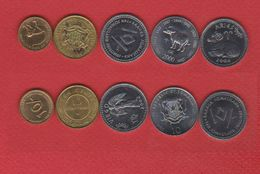 Somalie / Lot De 5 Monnaies - Somalia