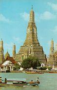 Thailandia (Thailand) Bangkok, Wat Aroon, Temple Of Dawn - Tailandia