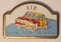 VOITURE RALLYE - RTR - RACING TEAM ROCHARAY   -        (19) - Rallye