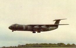 Lockheed C141A Starlifter Of USAF Military Airlift Command  -  CPM - 1946-....: Ere Moderne