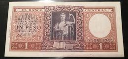 ARGENTINA - 1 PESO - FIOR DI STAMPA - CARTAMONETA - PAPER MONEY - Argentina
