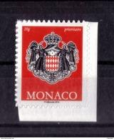 N* 2945(timbre Adhésif Provenant De Carnet)  NEUF** - Monaco