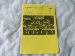 Catalogue Figurines De Plomb Du Cirque Pinder 2002 - Figurines