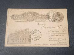 URUGUAY - Entier Postal De Montévideo Pour La Suisse En 1902 - L 11332 - Uruguay