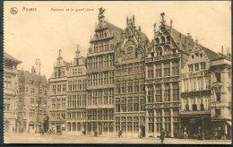 1916 Belgium WW1 Gemany Anvers Postcard K.D.Feldpost Marine Korps Fieldpost - WW I