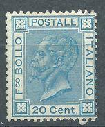 Italia 1866 Nuova Effige V. Emanuele II MH* - 1861-78 Victor Emmanuel II.