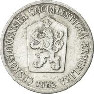 Tchécoslovaquie, 10 Haleru, 1962, TTB, Aluminium, KM:49.1 - Czechoslovakia