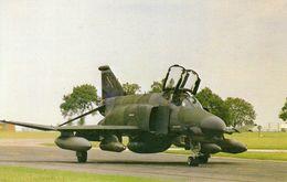 McDonnell Douglas F4E Phantom Of The 23rd TFS Based At Spahgdahlem, W.Germany  -  CPM - 1946-....: Ere Moderne