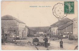 PEXONNE (54) Rue De La Rochotte - Autres Communes