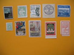 Lot De Vignette Différentes  à Voir - Stamps