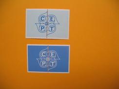 Lot De Vignette Différente  CEPT  à Voir - Stamps