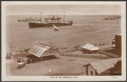 View Of The Harbour, Aden, C.1920s  - Lehem RP Postcard - Yemen