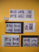 Lot De Vignette Tourisme  La Belle France    à Voir - Commemorative Labels