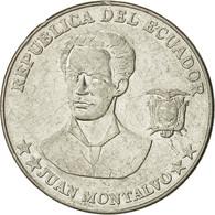 Équateur, 5 Centavos, Cinco, 2003, TTB, Steel, KM:105 - Ecuador