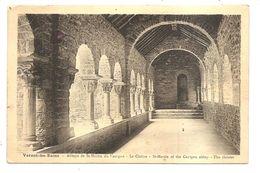 VERNET-LES-BAINS - Abbaye De St-Martin-du-Canigou - Le Cloître - (Edit. A. Moli) - Andere Gemeenten
