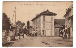 74 HAUTE SAVOIE - VALLEIRY Hôtel De La Gare - Sonstige Gemeinden