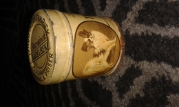 Snuifdoosje Deconinck  -  Harelbeke -  Tabac à Priser - Boites à Tabac Vides