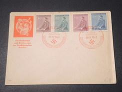 BOHÊME ET MORAVIE - Enveloppe Souvenir Du Reich En 1942 - L 11351 - Bohême & Moravie