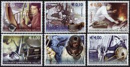GREECE, 2003, PROFESSIONS, YV#2174-79, MNH - Nuovi