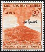 Colombia/Colombie: Vulcano, Volcano, Volcan - Volcans