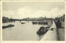 Jemeppe S/ Meuse -- Pont De Seraing.     (2 Scans). - Flémalle