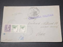 ESPAGNE - Enveloppe De Bellreguart Pour Oran En 1939 Avec Censure - L 11367 - Republikanische Zensur