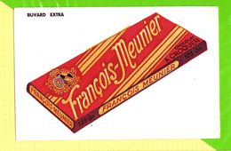 BUVARD & Blotting Paper : Chocolat FRANCOIS MEUNIER - Cocoa & Chocolat