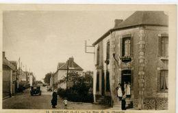 44 - MISSILLAC - La Rue De La Chapelle - Missillac